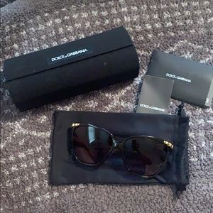 Dolce & Gabbana Sunglasses.